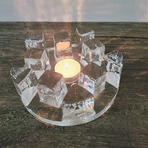 WMF William Frazier Germany candle holder.